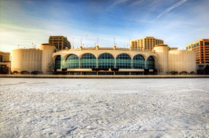 Monona Terrace - Feet First