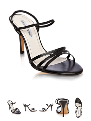 Opera Leather Sandal