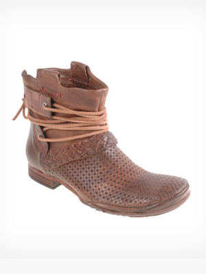 Pitfall Leather Boot