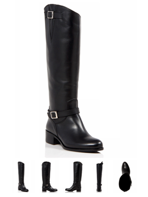 Rumble Leather Boot