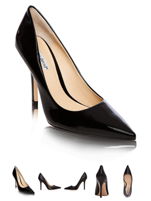 Sway Leather Pump