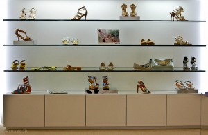 Shoe Store Display